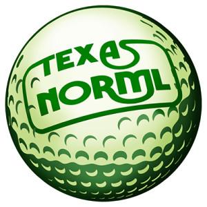 norml golf ball