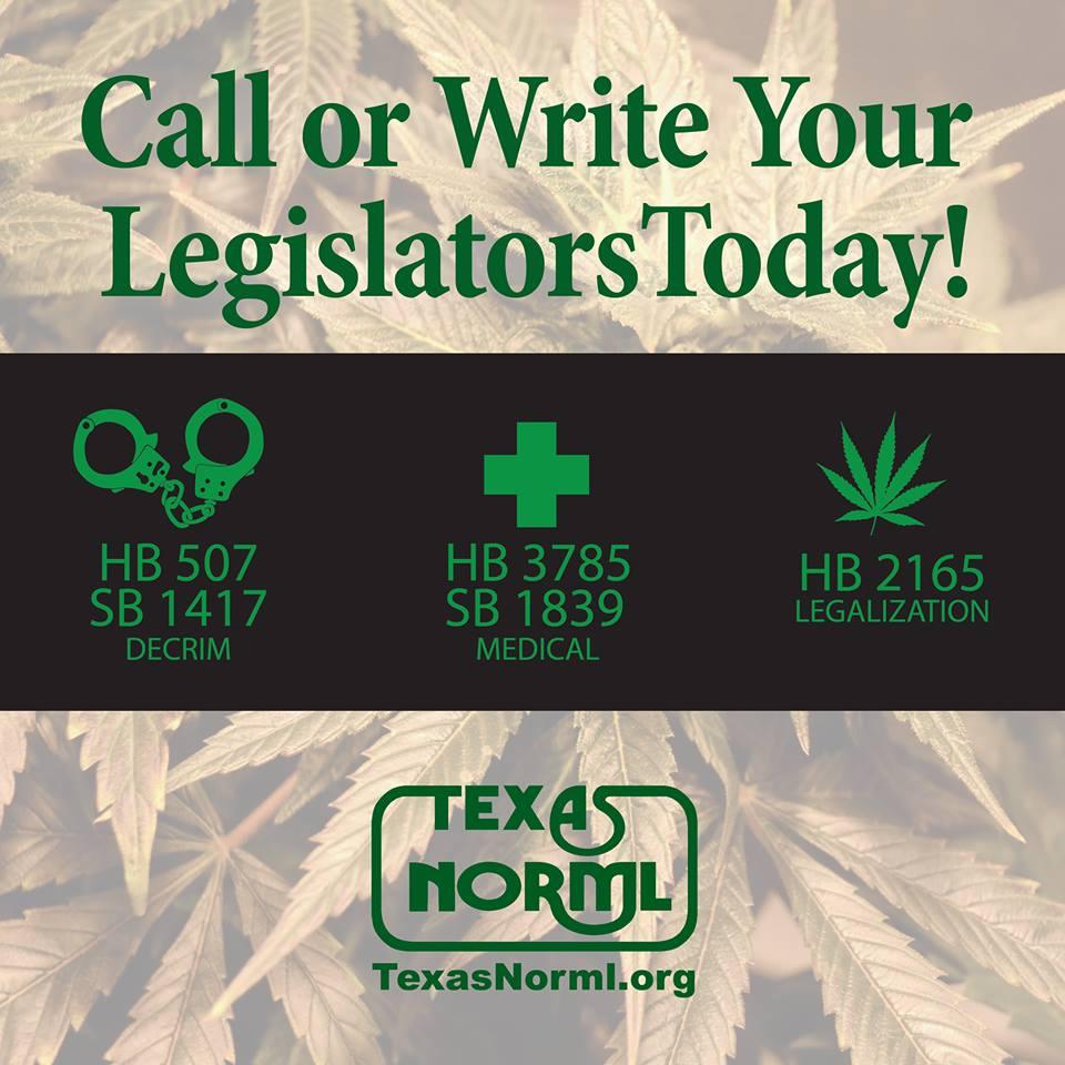 TexasNORML-2015-Bills