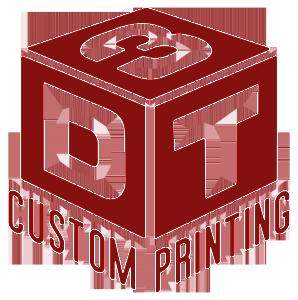 shirt sponsor - 3DT printing