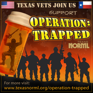 Operation Trapped graphic. For more, visit: stage.texasnorml.org/operation-trapped